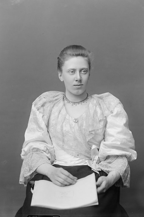 Photograph Lady Isobel Stanley 1891