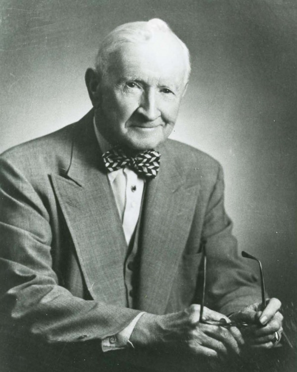 head and shoulders portrait of Tommy Ryan
