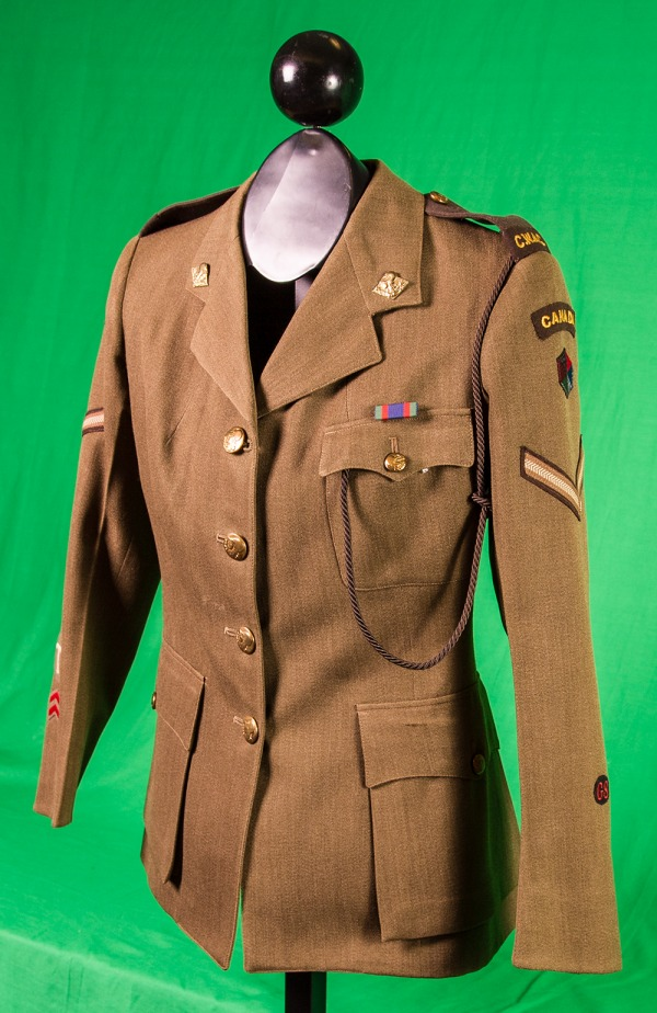 Woman's Army uniform tunic