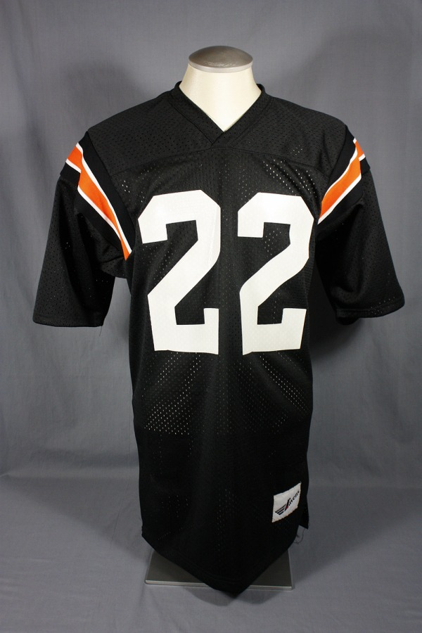 Argonaut team jersey number 22