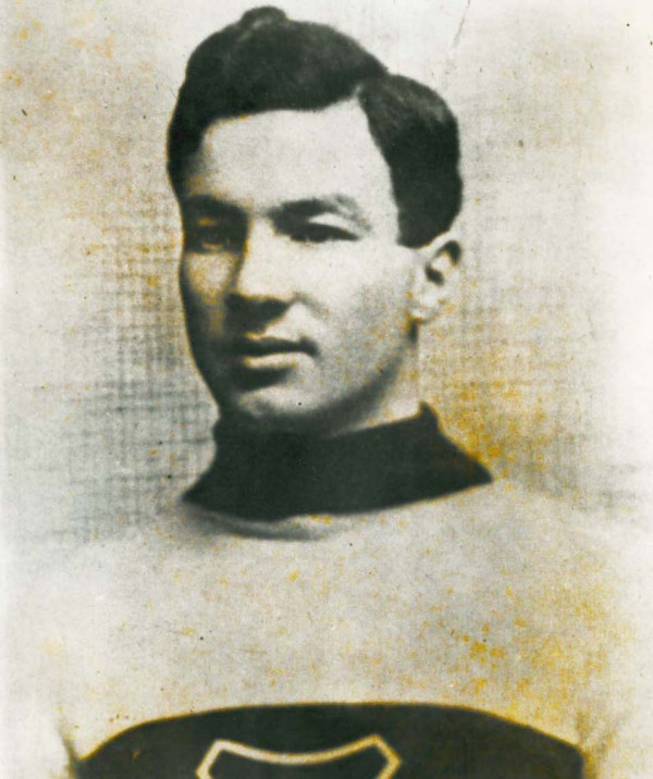 photograph of Lester Patrick wearing team uniform