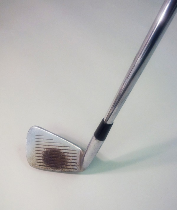 Golden Ram 7-iron golf club